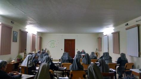 En la sala