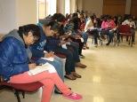Reflexión personal, jóvenes del Centro Social