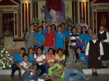 El Grupo Misionero acompañó a 4 comunidades del Municipio de Zapotitlán de Vadillo, Jalisco. al finalizar el Párroco celebró una Eucaristía y tuvimos una pequeña convivencia.