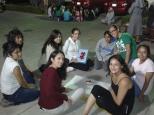 Grupos de trabajo: Vigilia de Pentecostés