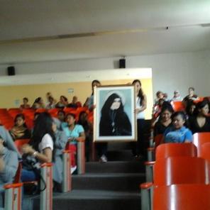 Inicio del Festival del Domingo, con la Familia de Santa Vicenta María