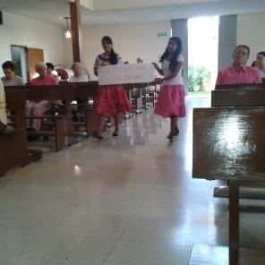 Eucaristía: 25 de mayo