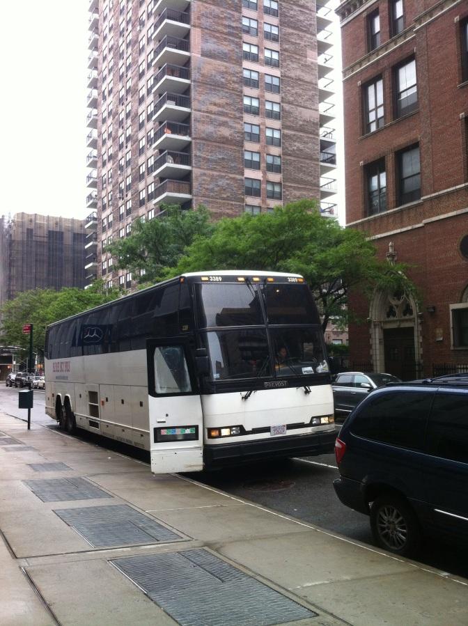 Paseo Fin de curso en New York