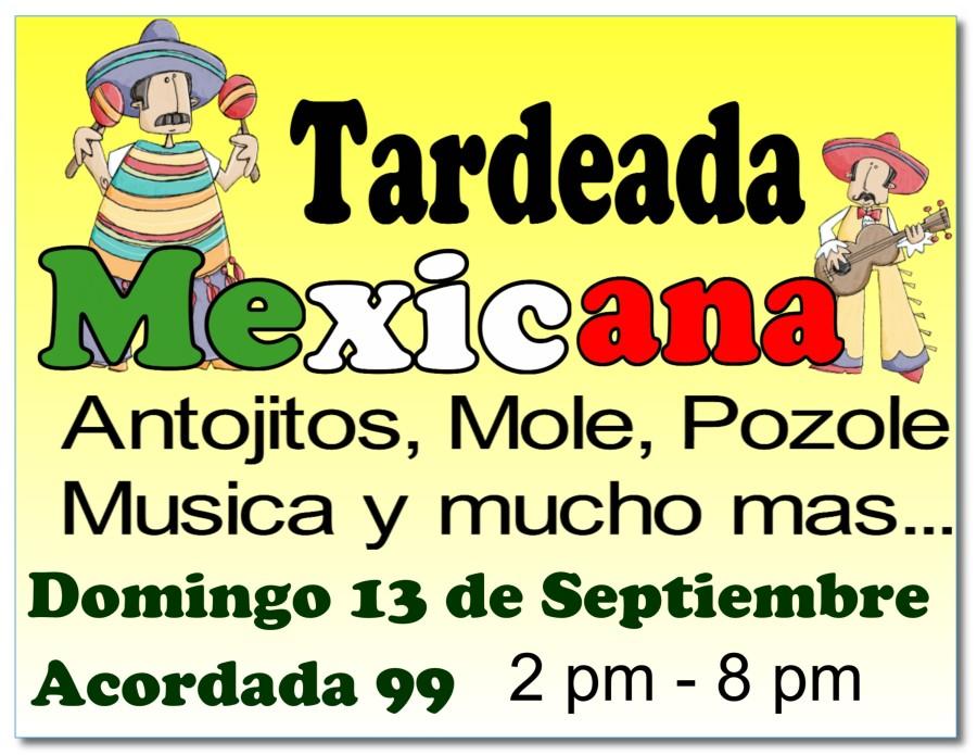 Tardeada mexicana