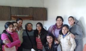 Retiro de Adviento Jóvenes de la Residencia María Inmaculada. Tehuacán