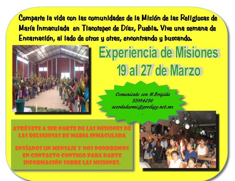 Anuncio Misiones