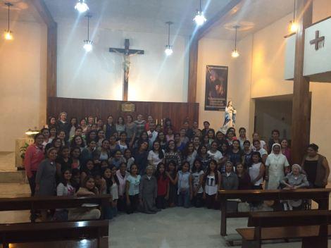 Eucaristia de inicio de curso